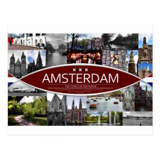 Postal de Amsterdam
