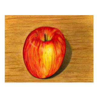 Postal de Apple delicioso