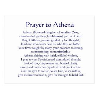 Postal de Athena