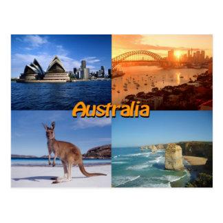 Postal de Australia