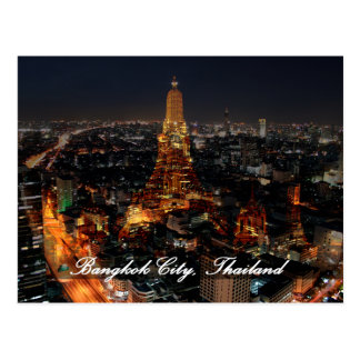 Postal de Bangkok
