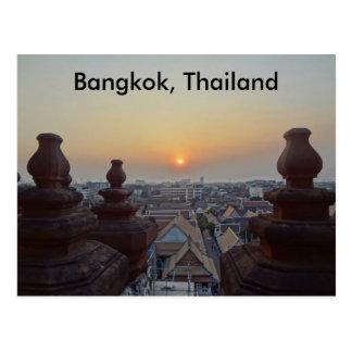 Postal de Bangkok, Tailandia