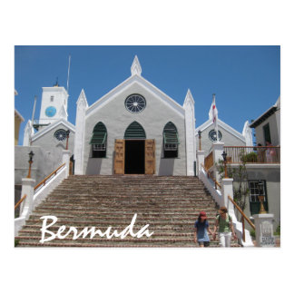 Postal de Bermudas
