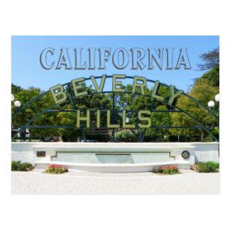 ¡Postal de Beverly Hills! Postal