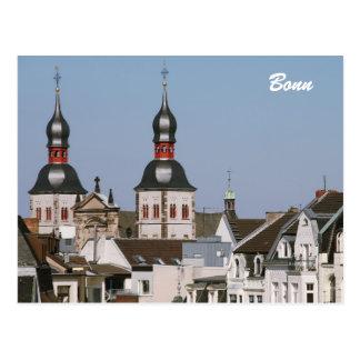 Postal de Bonn