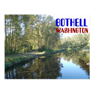 Postal de Bothell Washington