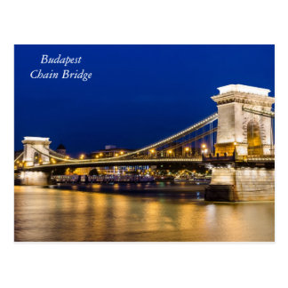 Postal de Budapest