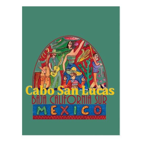 Postal de CABO SAN LUCAS México