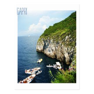 Postal de Capri