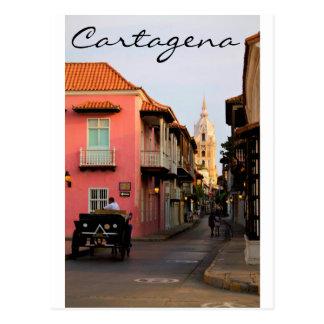 Postal de Cartagena