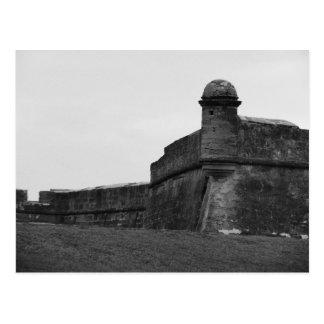 Postal de Castillo De San Marcos #2