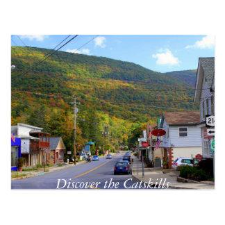 Postal de Catskills