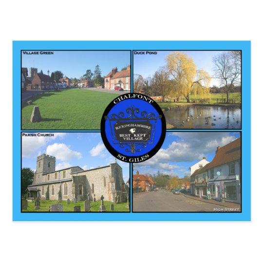 Postal de Chalfont St Giles