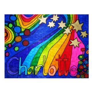 Postal de Charlotte