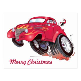 Postal de Chevy de Santa 39