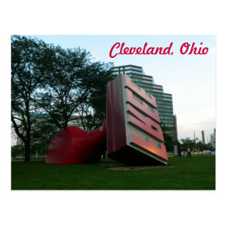 Postal de Cleveland (señal libre)