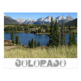 Postal de Colorado