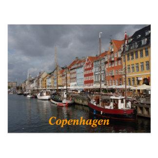 Postal de Copenhague