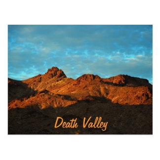 Postal de Death Valley