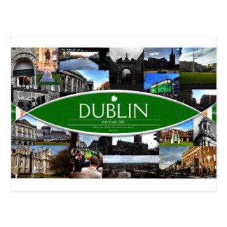 Postal de Dublín