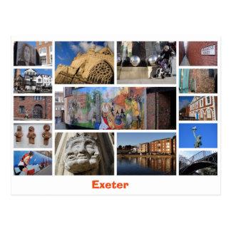 Postal de Exeter