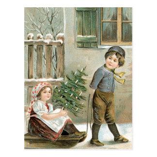 Postal de ¡Feliz Navidad!