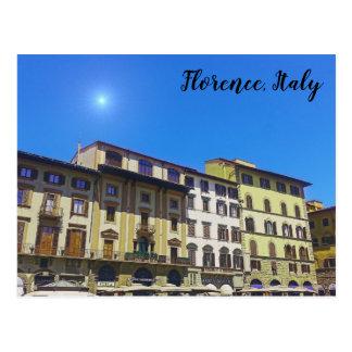 Postal de Florencia Italia