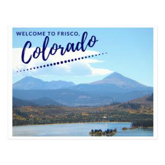 Postal de Frisco Colorado