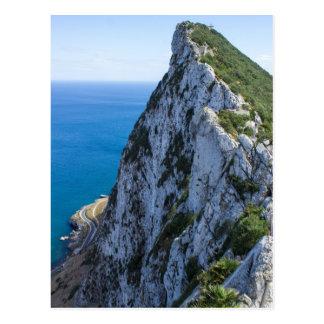 Postal de Gibraltar