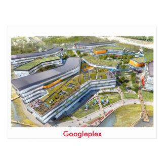 Postal de Googleplex