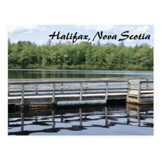 Postal de Halifax, Nueva Escocia