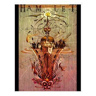 "Postal de ""Hamlet"""