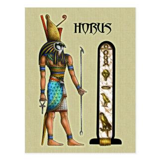 Postal de Horus