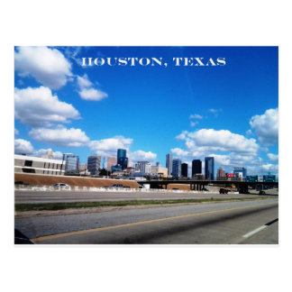 Postal de Houston, Tejas