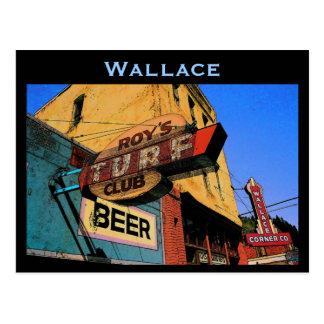 Postal de Idaho (Wallace)