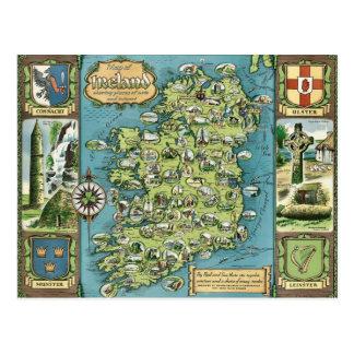 Postal de Irlanda