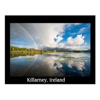 Postal de Killarney, Irlanda