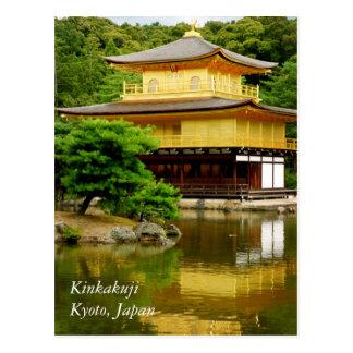 Postal de Kinkakuji
