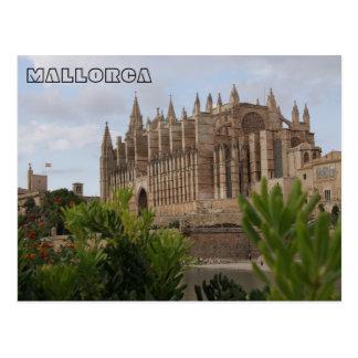 postal de la Catedral de Mallorca - Majorca