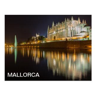 postal de la Catedral de Palma DE mALLORCA