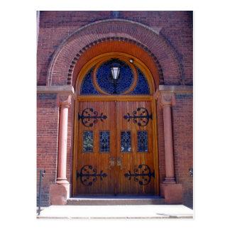 Postal de la iglesia de San José
