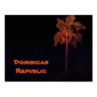 Postal de la República Dominicana