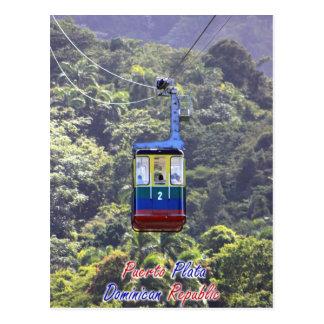 Postal de la República Dominicana de Puerto Plata