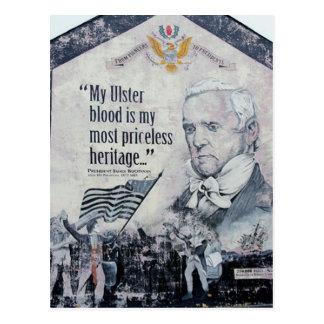 Postal de la sangre de Ulster