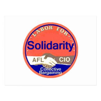 Postal de la solidaridad