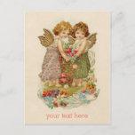 Postal de la tarjeta del día de San Valentín de la