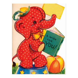 Postal de la tarjeta del día de San Valentín el |