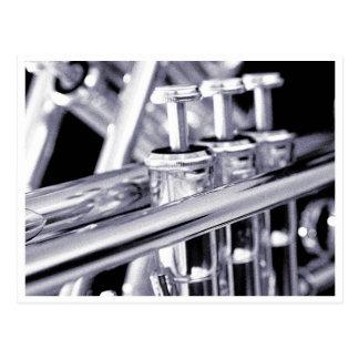 Postal de la trompeta