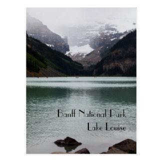 Postal de Lake Louise