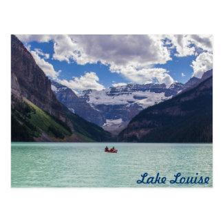 Postal de Lake Louise Alberta
